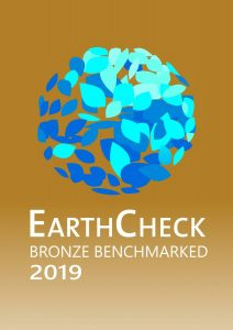 Logo EarthCheck 2019